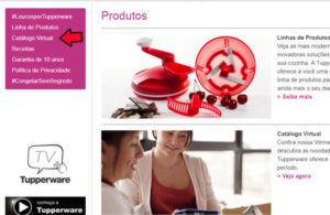 catalogo virtual tupperware