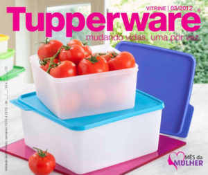 tupperware como acessar