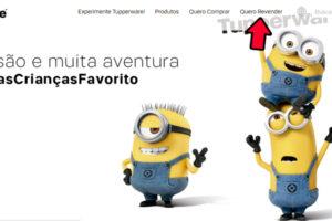 site tuperware www.tuperware.com.br