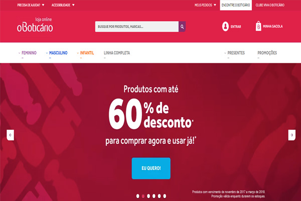 Site Botic Rio Revendedor Club