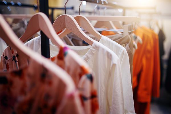 renvenda de roupas