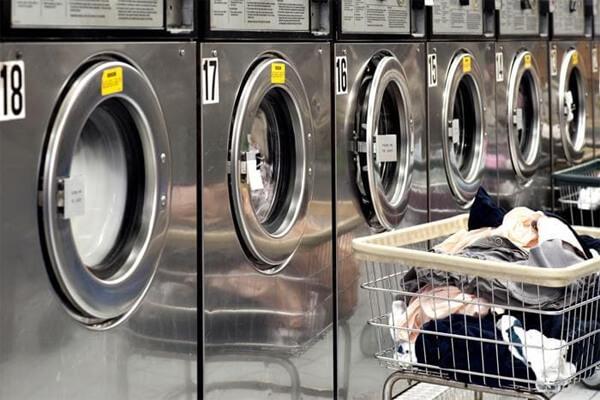lavanderia como montar