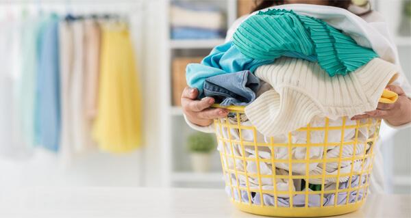 como ter uma lavanderia