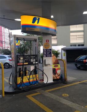investimento posto de gasolina