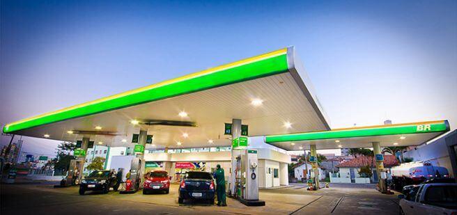posto de gasolina como abrir