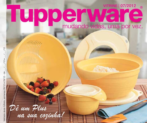 pedidos tupperware