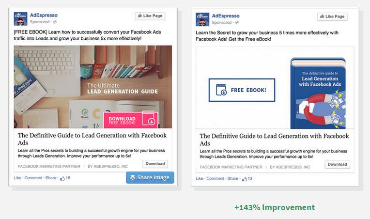 anuncios visuais facebook