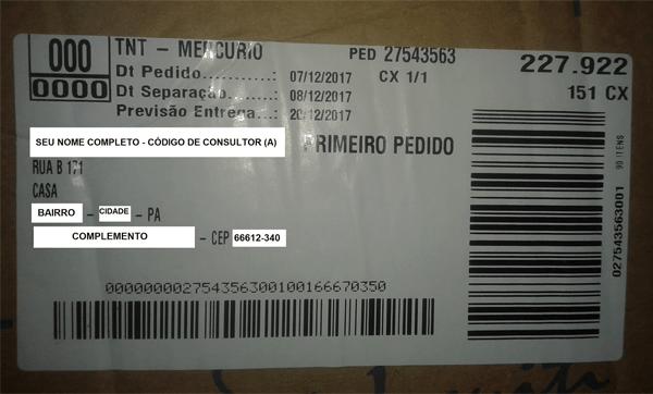 código de consultora jequiti caixa