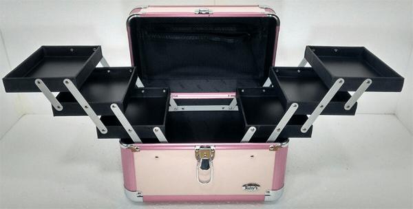 maleta de maquiagem mary kay