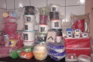 pedido minimo tupperware