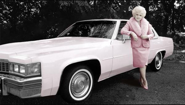primeiro carro rosa mary kay