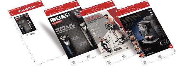 aplicativo revista polishop