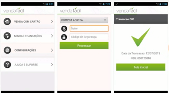 app venda Fácil Boticário