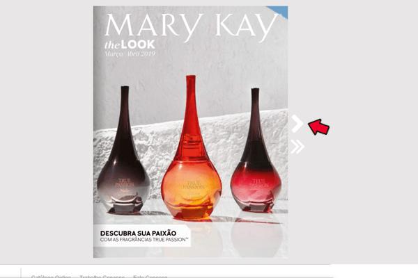 catálogo atualizado mary kay