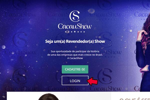 catálogo cacau show