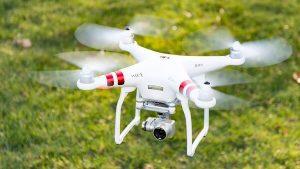 Ganhar dinheiro com drone