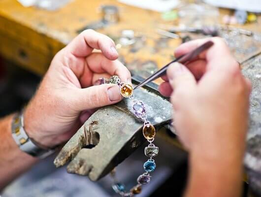 Conserto de jóias Romannel
