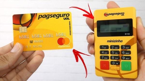 Minizinha da PagSeguro