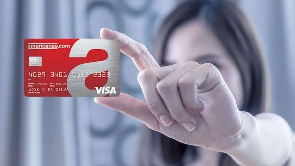 Cartão de crédito Americanas