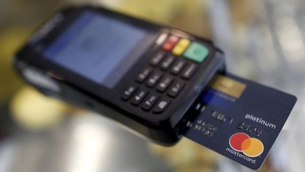 Cartão de crédito Mastercard