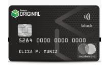 Cartão de Crédito Banco Original