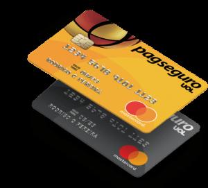 Cartão de crédito pagseguro