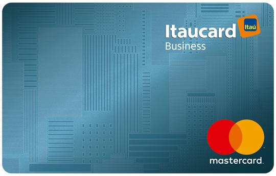 Cartão Itaú Business para empresas