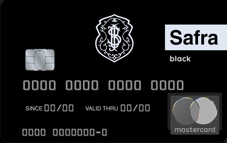 Safra cartão de crédito para empresas