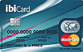 Cartão Ibi Internacional