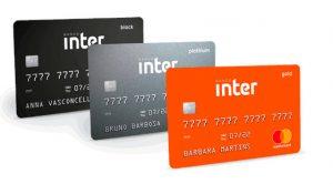 Cartões Banco Inter